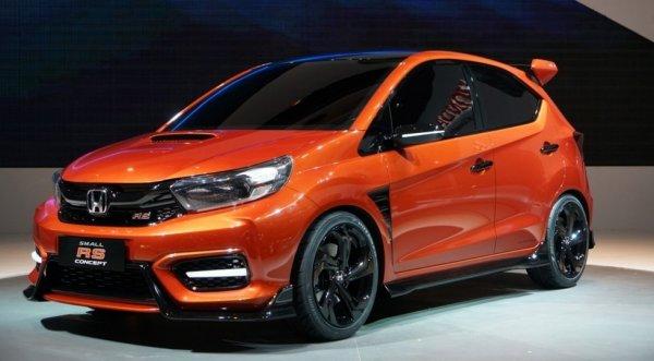 Сверхбюджетный хэтчбек Honda Brio выйдет на рынок в августе