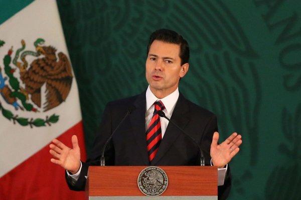 Энрике Пенья Ньето: Мексика не будет платить США за стену на границе