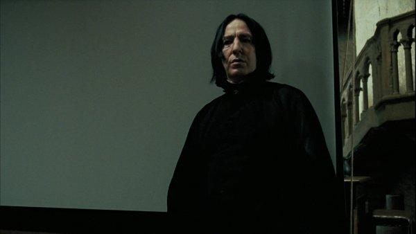 Покойный Алан Рикман был недоволен ролью Снейпа в «Гарри Поттере»