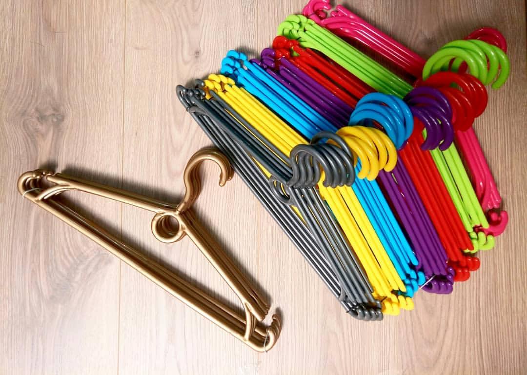 Вешалки для нежного текстиля оптом