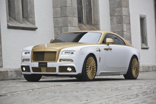 В Нидерландах продают специальный Rolls-Royce Wraith за 275 000 евро