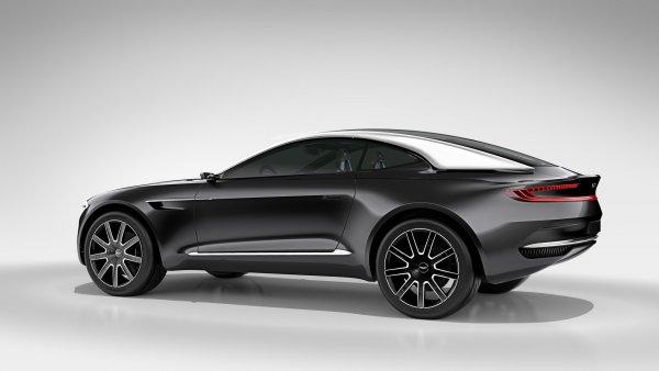 Aston Martin выпустит первый кроссовер DBX из-за фанатов в Китае