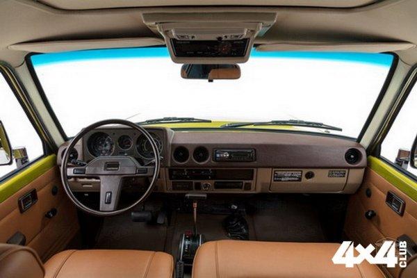 Американские рестомоддеры воскресили Land Cruiser FJ62 1986 года