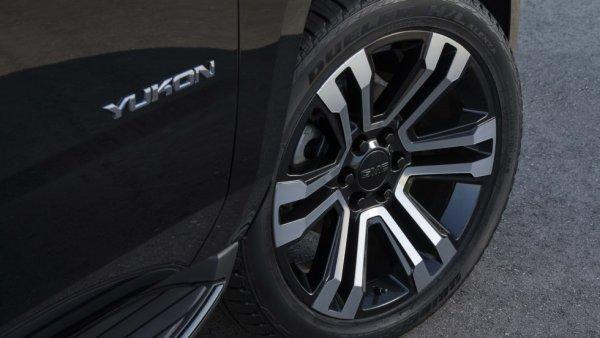 GMC Yukon обзавелся новой версией Graphite Edition