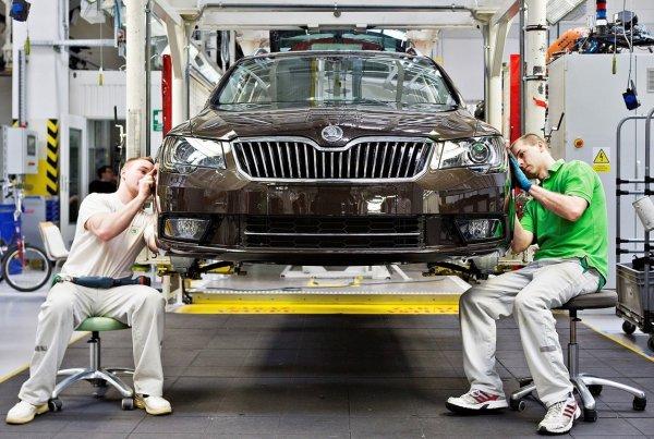 Украинский автопром за последние 10 лет сократился в 90 раз