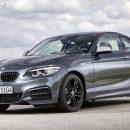 BMW выпустит заднеприводную версию купе BMW 2 Series