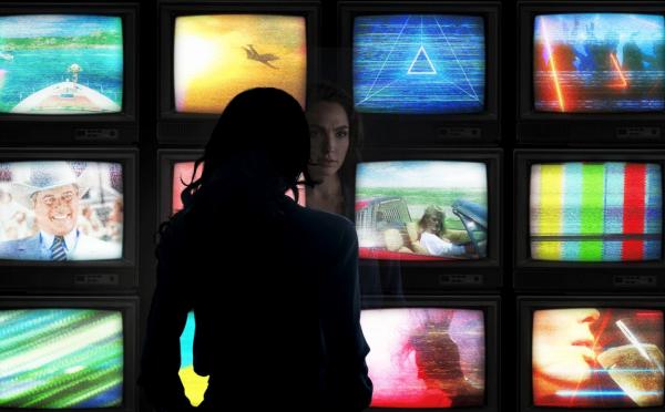 В Сети появились первые кадры со съемок сиквела «Чудо-женщины»