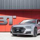Audi A8 получил тюнинг ателье ABT Sportsline
