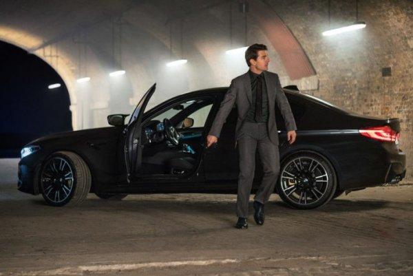 BMW M5 «сыграет» в продолжении «Миссия невыполнима» с Томом Крузом