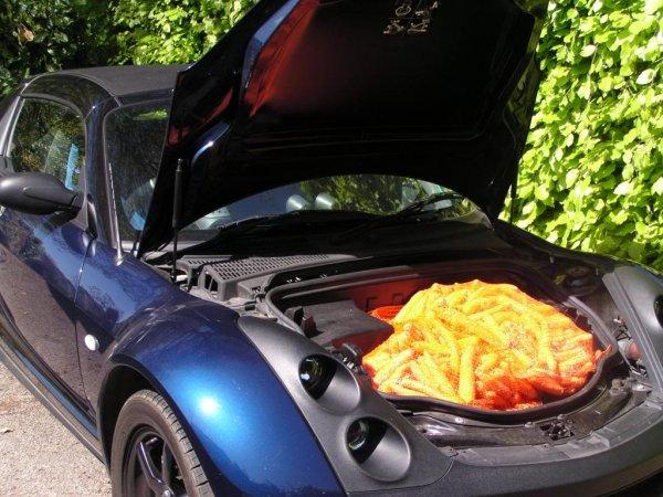 Воронежцы назвали лучший автомобиль для скорости и парковки