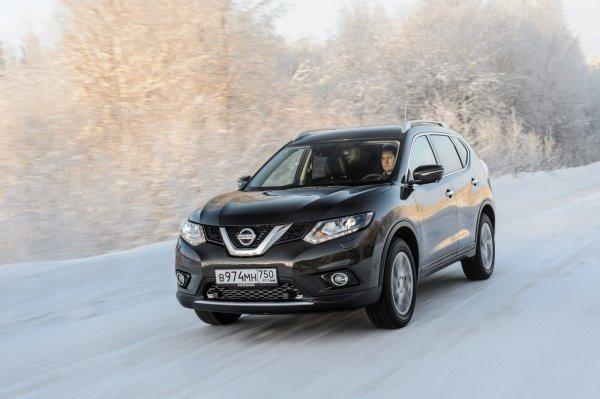 Nissan X-Trail и Qashqai получили мультимедийные системы от «Яндекса»
