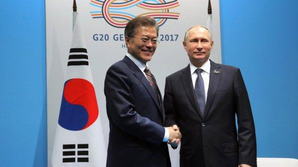 Путин сообщил об улучшении обстановки на корейском полуострове