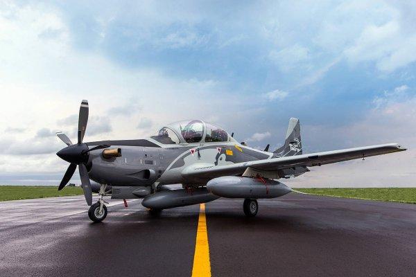 В штате Нью-Мексико разбился легкий самолет ВВС США