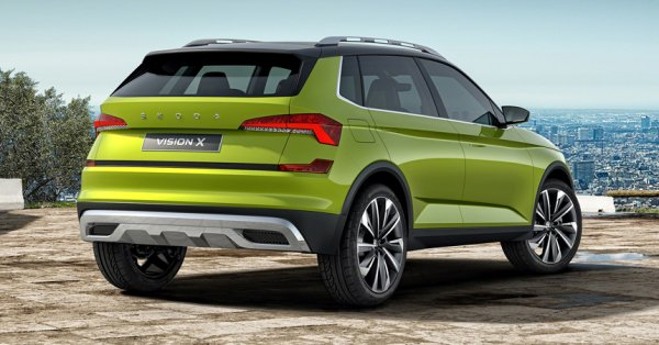 «Убийца» Hyundai Creta и Renault Duster от Skoda выйдет в 2020 году
