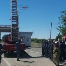 Пожарные увидели НЛО над Узбекистаном