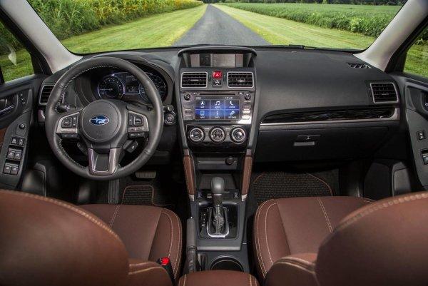Глава Subaru рассказал о гибридном внедорожнике Forester