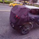Шпионы засняли преемника Chevrolet Tracker в ходе дорожных тестов