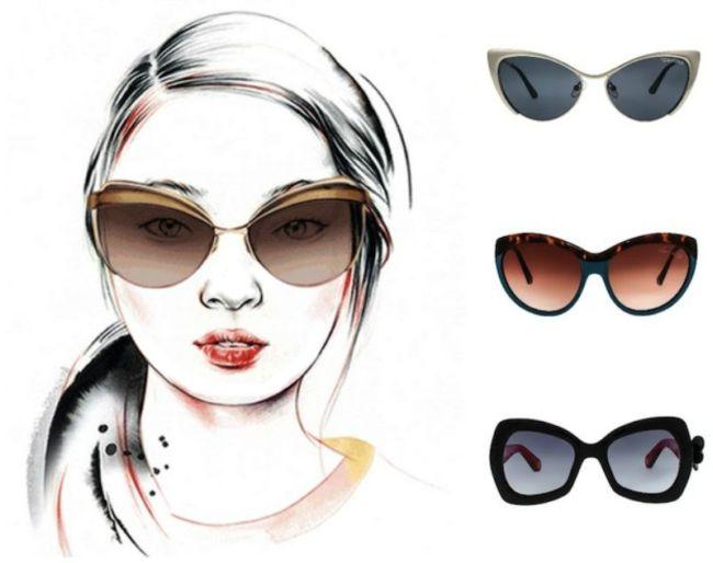 Где купить красивые очки?