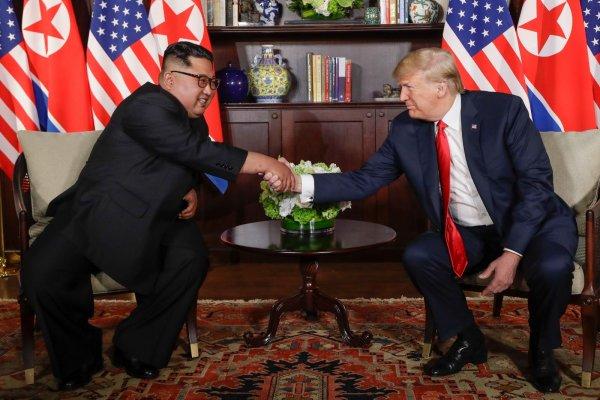 Дональд Трамп в Twitter опубликовал «очень милое» письмо Ким Чен Ына