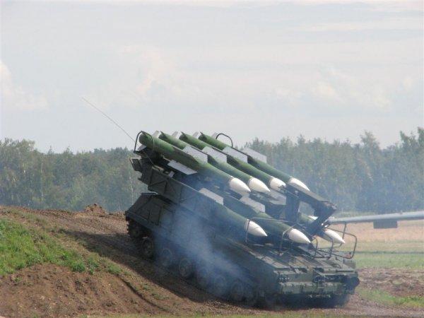 Украина приступает к созданию ракет «Бук-М1»