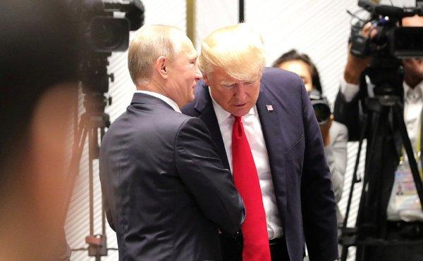 Немцы назвали Трампа более опасным политиком, чем Путин