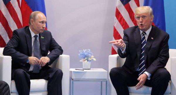 Американский телеканал CNN закатил истерику из-за опоздания Путина на встречу с Трампом