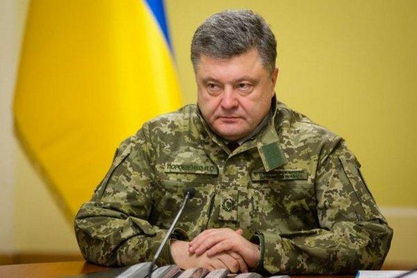 Порошенко заявил о планах России напасть на Мариуполь