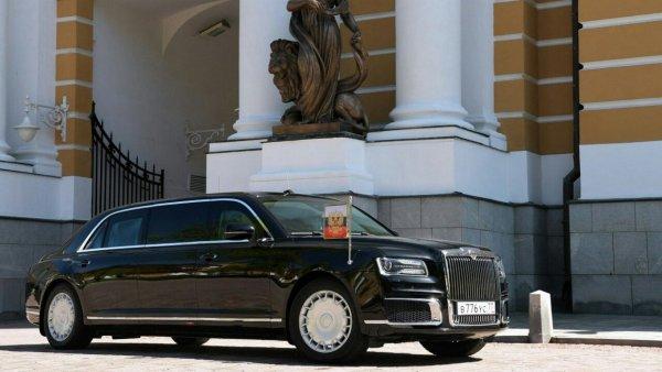 CNN измерил крутость Путина и Трампа длиной лимузинов