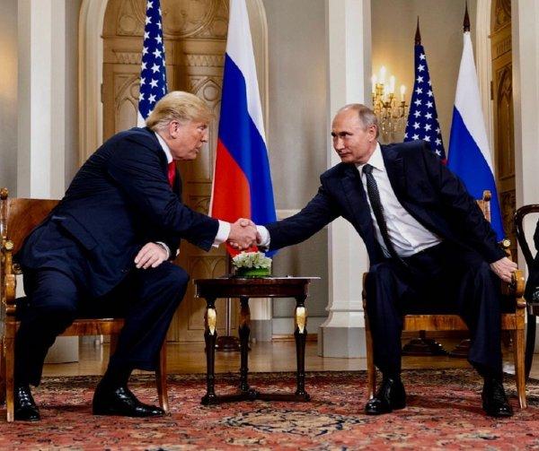 Трамп: Путин является «хорошим конкурентом»