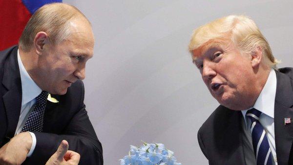 Путин дал совет Трампу насчет действий США в Украине