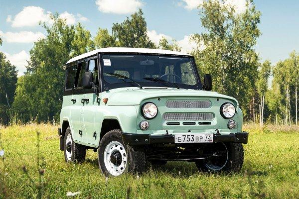 В России подорожали отдельные комплектации внедорожников УАЗ