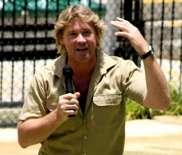 Австралийский «охотник за крокодилами» Стив Ирвин предвидел свою гибель