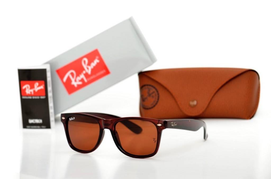 Солнцезащитные очки для вашего стильного образа