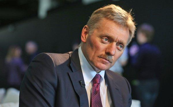 Песков: Турция не просила у России поддержки после обвала лиры