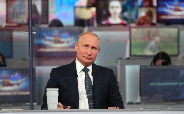 Жители Австрии благодарят Владимира Путина за посещение страны