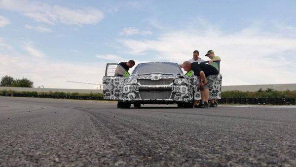 Новая Skoda Fabia примет участие в WorldRX в сезоне-2019