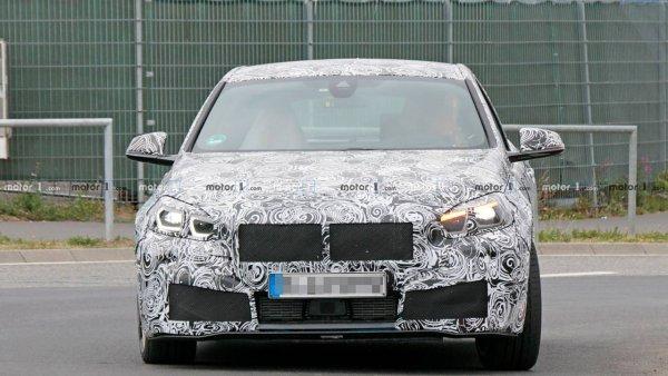 На Нюрбургринге заметили новый «заряженный» хэтчбек BMW M140i