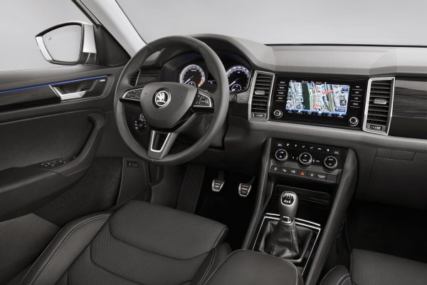 Новый купе-кроссовер Skoda Kodiaq GT подготовили к премьере