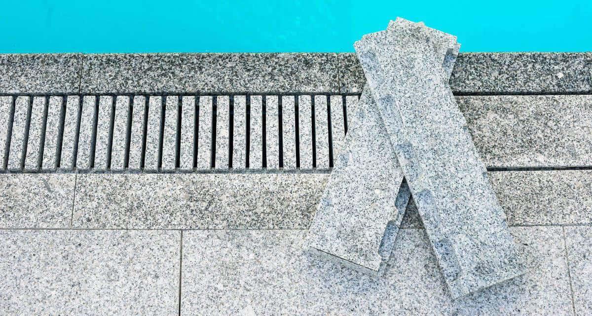 Купить копинговый камень для бассейна онлайн