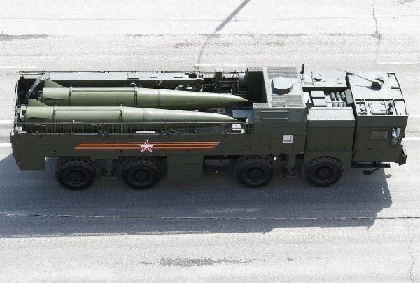 Американские СМИ: НАТО нечего противопоставить российскому «Искандеру»