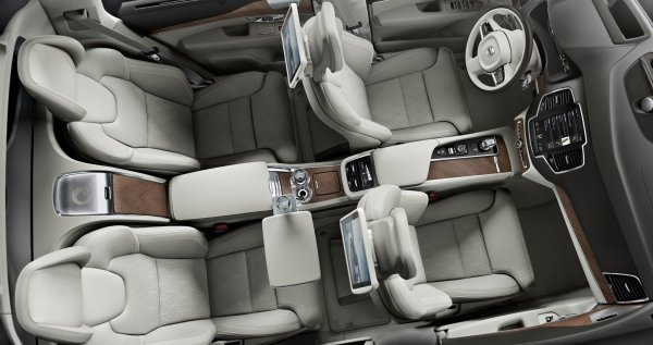 В России представлен гибридный Volvo XC90 T8 Twin Engine по цене двух квартир в Москве
