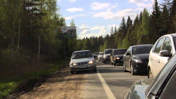 «Лосево отдыхает»: В России нашли трассу хуже М4 «Дон» — соцсети