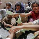 В Йемене 5 миллионам детей грозит смерть от голода и болезней