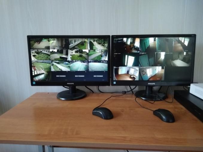 Купить системы видеонаблюдения в школе онлайн