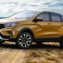 «АвтоВАЗ» назвал цены на «внедорожный» хэтчбек LADA XRAY Cross
