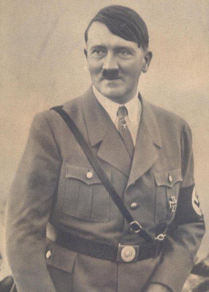 ЦРУ обнародовало сведения о сексуальных предпочтениях Гитлера