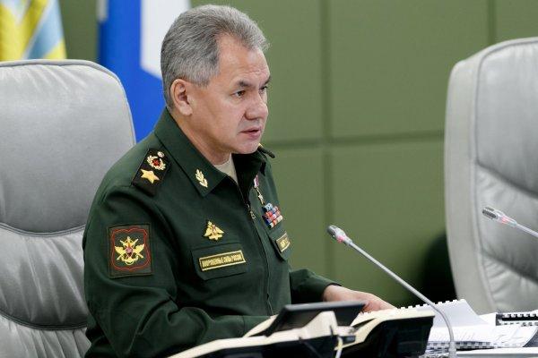 Сергей Шойгу в первый раз встретился с руководителем Пентагона Мэттисом