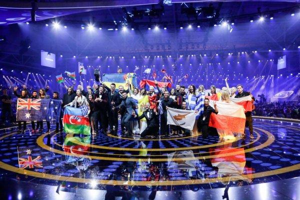 Учредители «Евровидения-2018» раскрыли порядок выступлений в финале