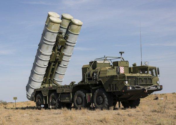 Россияне привели в боевую готовность С-300 в Сирии
