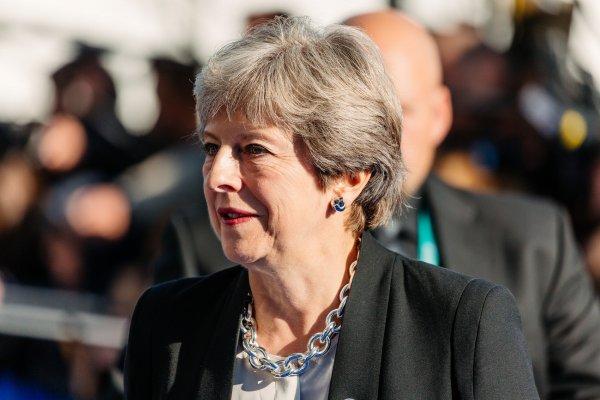 Тереза Мэй прокомментировала завершающую стадию переговоров по Brexit
